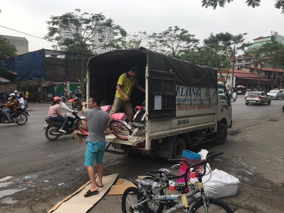 Dịch vụ xe tải phố Lò Rèn đi Hòa Bình