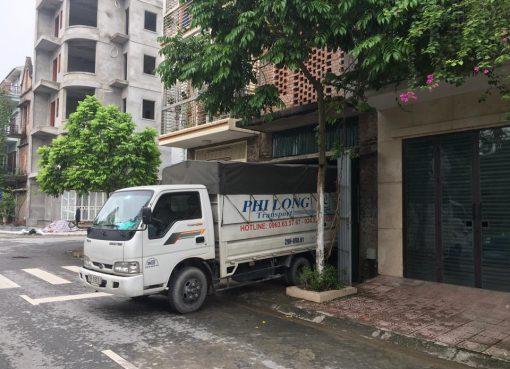 Dịch vụ xe tải phố Dã Tượng đi Quảng Ninh