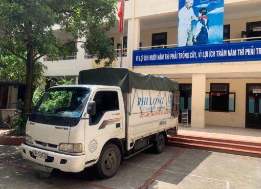Dịch vụ xe tải phố Hàng Đậu đi Quảng Ninh