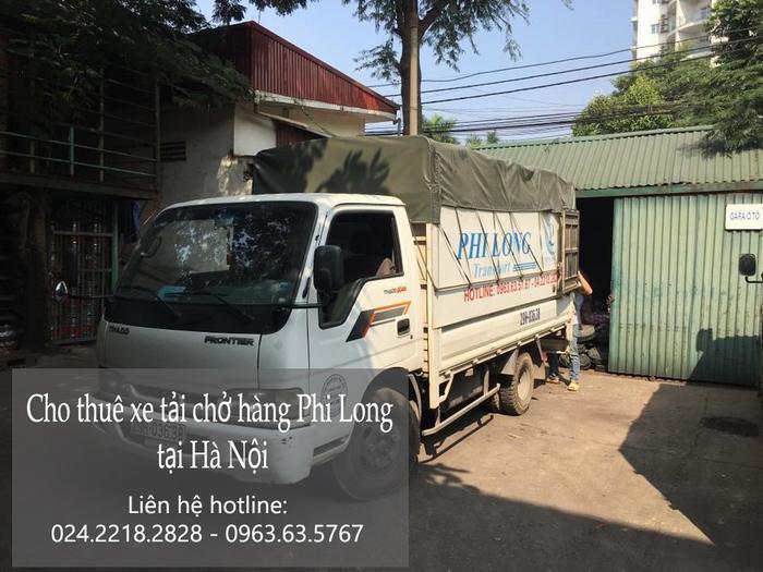 Dịch vụ xe tải phố Tràng Tiền đi Hòa Bình