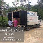 Dịch vụ xe tải tại đường Hồ Tùng Mậu đi Hà Nam
