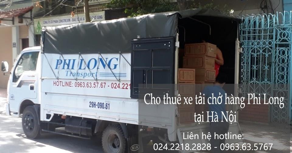 Dịch vụ xe tải giá rẻ từ đường Đức Giang đi Cao Bằng