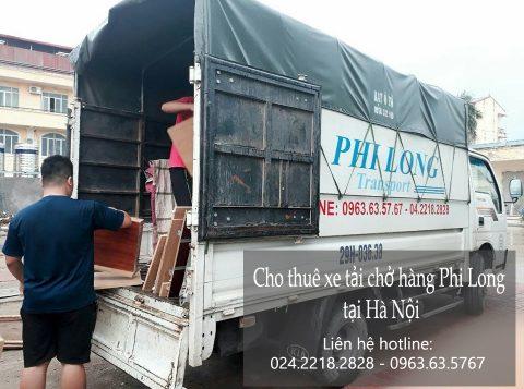 Dịch vụ xe tải tại đường Thạch Bàn đi Tuyên Quang
